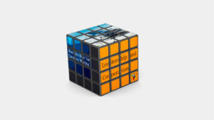 Cubos Rubik personalizado 64 mm 4x4