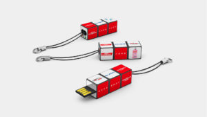 Mini Memorias USB Personalizadas