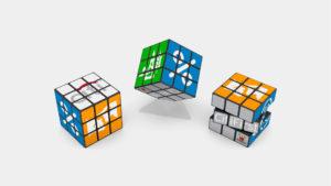cubo mágico rubiks