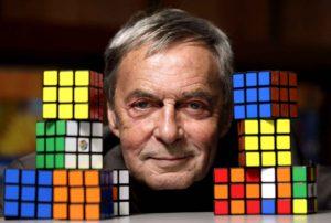 Rubiks cumple 45 años